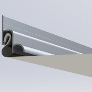 Профиль для натяжного потолка kraab 3.0