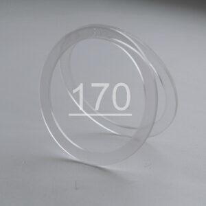 Кольцо протекторное для натяжных потолков 170
