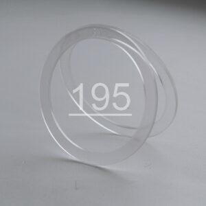 Кольцо протекторное для натяжных потолков 195