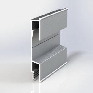 Профиль ПК-4 для 3D потолков 2,5 м