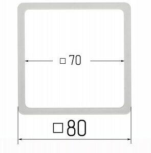 термоквадрат для натяжного потолка 80